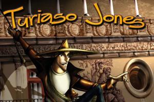 """Taller infantil """"El desafío de Turiaso Jones"""""""