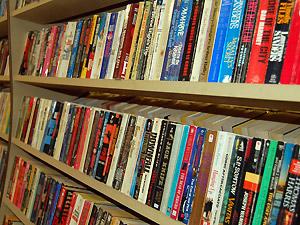La aventura está en los libros