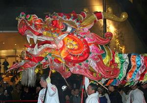 Celebra la llegada del año nuevo chino