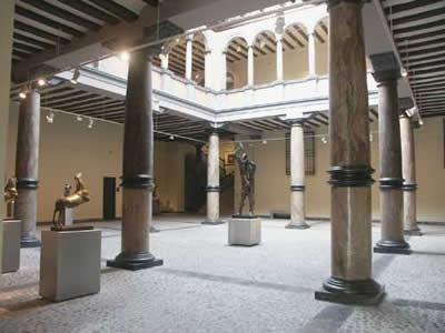Jornada de puertas abiertas en los museos de Zaragoza