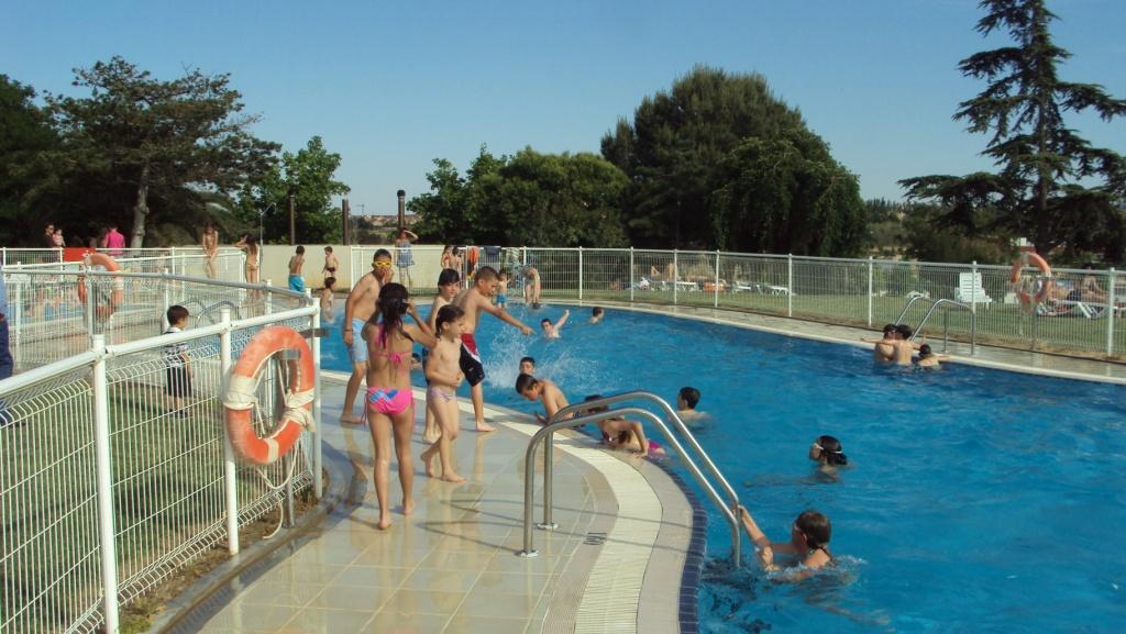 La piscina estará abierta a todo el mundo en el Día del Camping