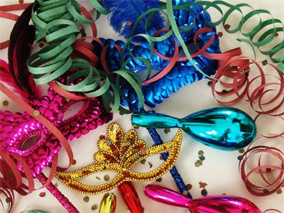 Más actividades para el Carnaval