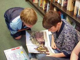 Leyendo cuentos