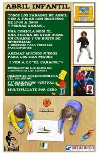 Abril, CC el Caracol