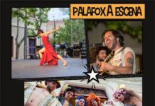 muestra da danza y teatro
