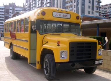 Jovi Bus