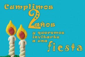 Con peques en Zaragoza cumple 2 años online