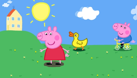 Fotos De Peppa Pig Pictures to pin on Pinterest