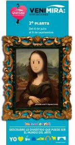 Menudo Arte en CC Grancasa