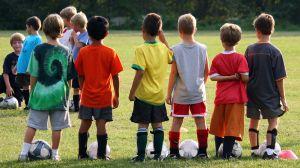 Campus de fútbol para niños y niñas