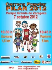 carrera Pilar 2012
