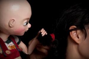 La muñeca pelona