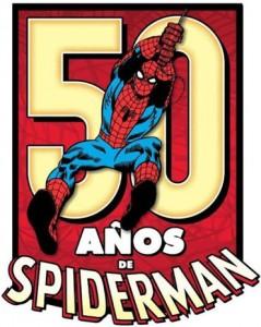 50 años Spiderman