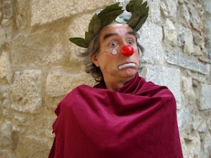 clown Claret Papiol