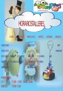 horarios JumpingClay Zaragoza