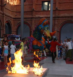 Aniversario del Museo de Fuego