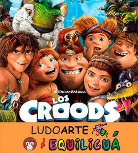 Los Croods equilicua