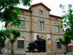 museo minero utrillas