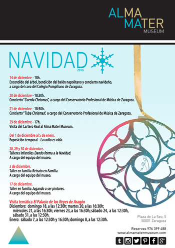 alma mater museum navidad