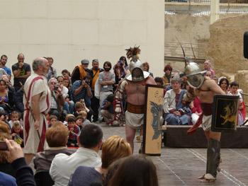Publico Gladiadores