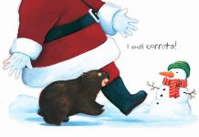 Christmas Diary of a Wombat