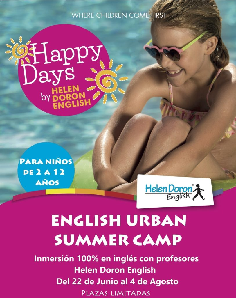 ENGLISH URBAN SUMMER CAMP