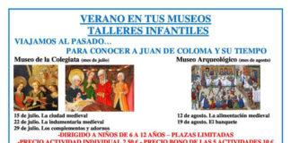 museos, actividades infantiles en borja