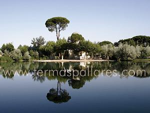 Termas Pallares, en Alhama de Aragón