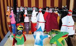 marionetas artesanas