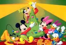 mickey y la navidad