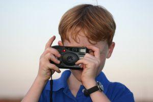 Aprender fotografía en familia