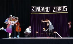 Zingaro zirkus