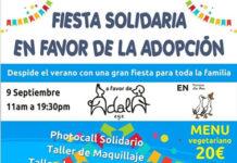 fiesta pro adopción