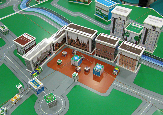 La ciudad sostenible