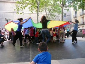 Actividades en el Día Internacional de la Danza