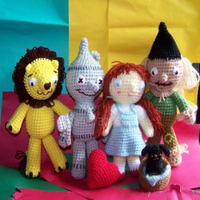 Aprende a hacer muñecos de lana