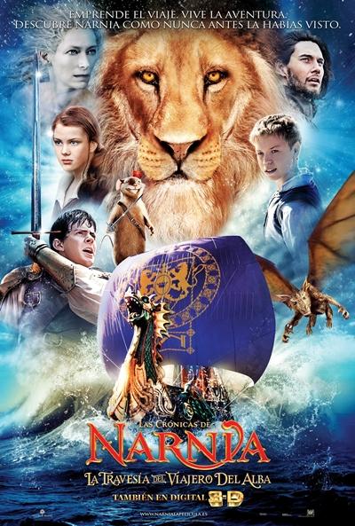 Crónicas de Narnia 3