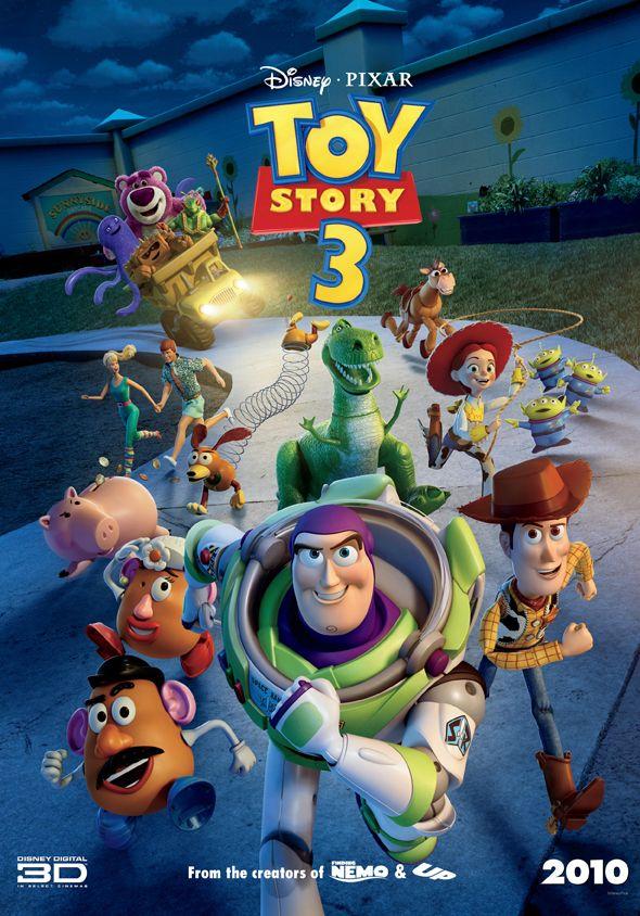 Toy Story 3, a la fresca