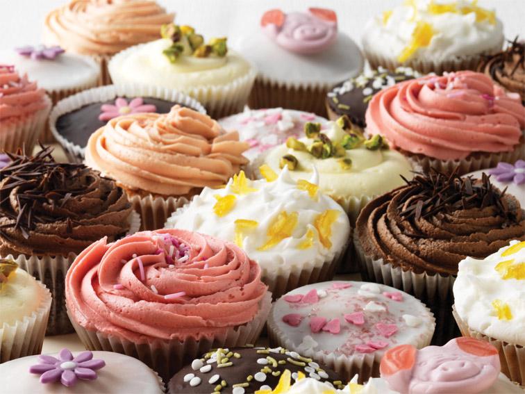 taller para aprender a hacer cupcakes