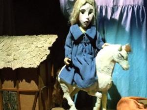 La Bella y la Bestia títeres para niños