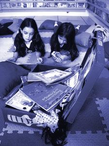 Baúl de los cuentos, leemos juntos