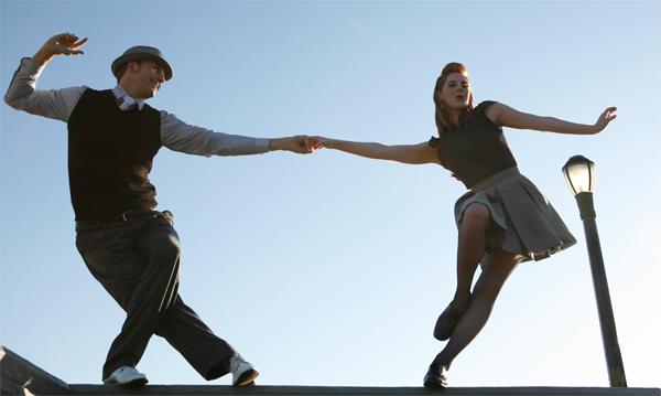 Ven a bailar Lindy Hop al Café Dublín