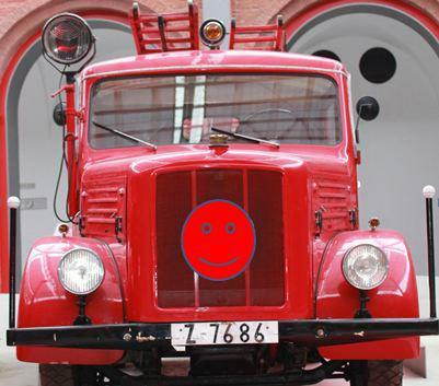 Museo del fuego y los Bomberos de Zaragoza