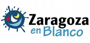 Zaragoza en Blanco