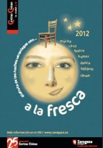 A la fresca 2012