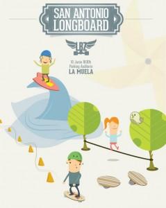 San Antonio Longboard