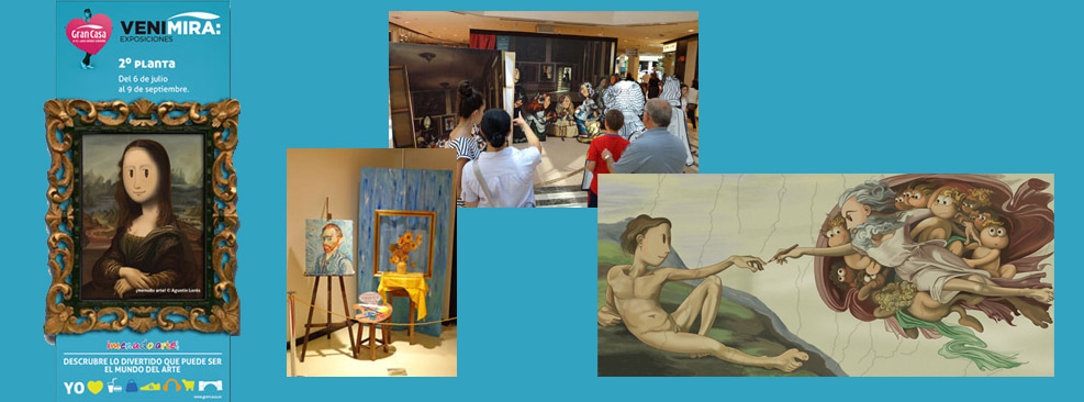 Menudo Arte en Zaragoza
