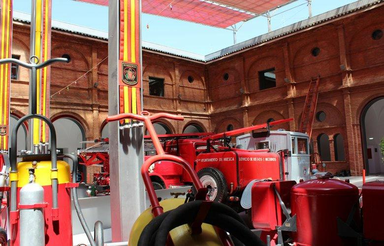 museo del fuego y los Bomberos zaragoza