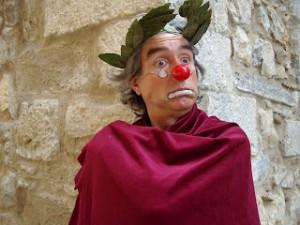 clown Claret Papiol