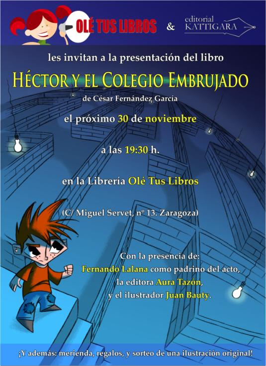 Hector y el colegio embrujado